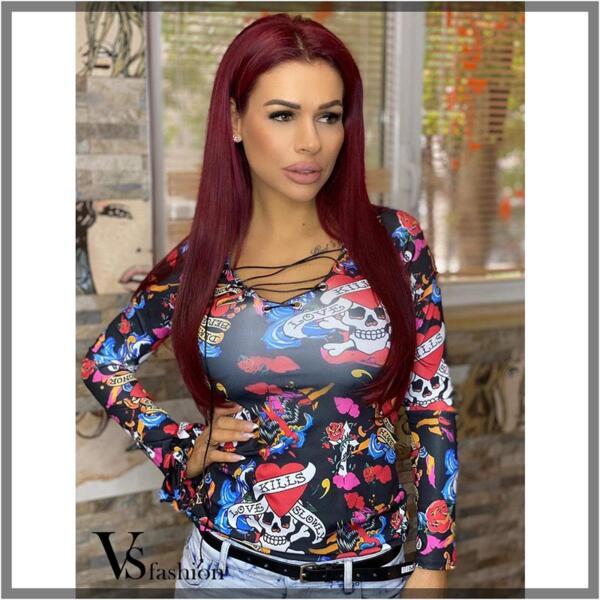 Дамска Блуза MIRANDA от VS Fashion