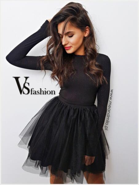 Дамска Тюлена Пола от VS Fashion