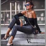 Дамска Блуза BLYTHE от VS Fashion