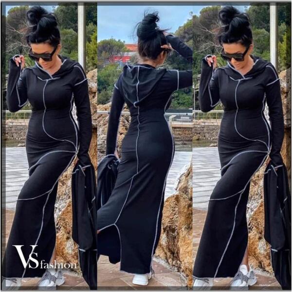 Дамска Рокля JENNIFER от VS Fashion
