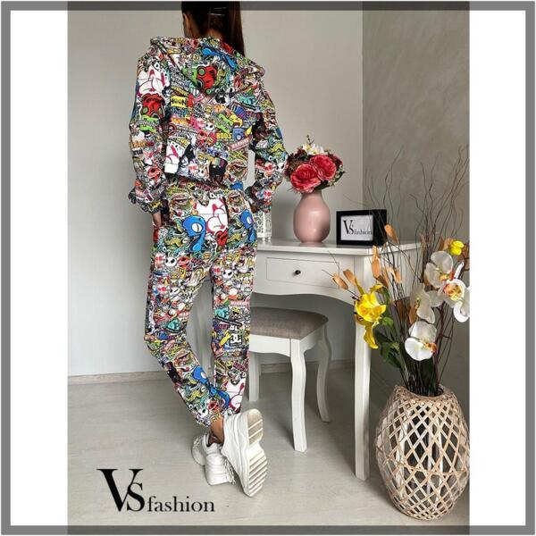 Дамски Комплект BROOKLYN oт VS Fashion