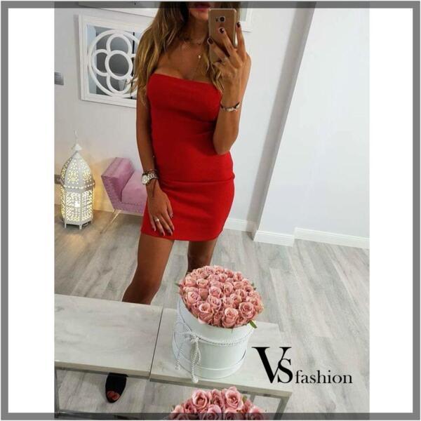 Дамска Рокля MONICA от VS Fashion