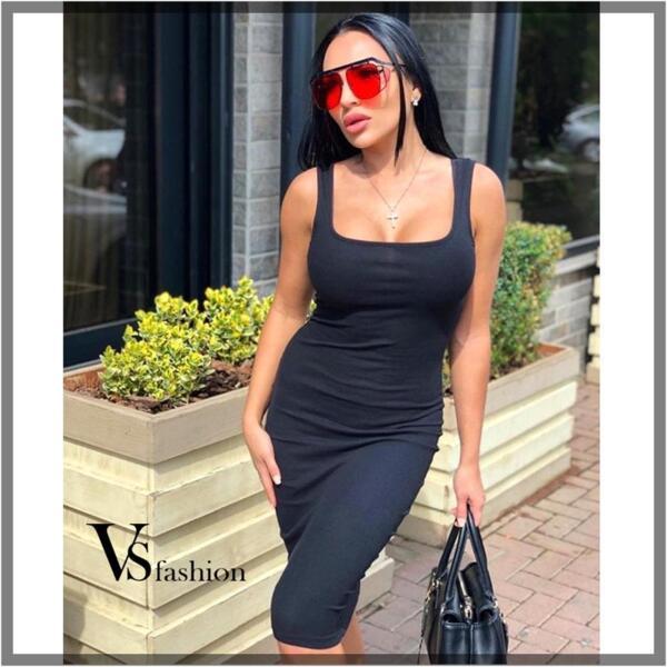 Дамска Рокля JILL от VS Fashion