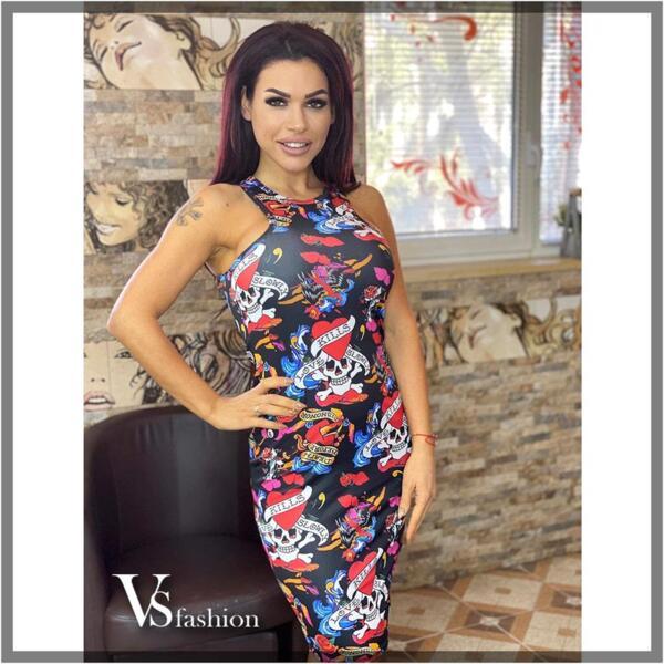 Дамска Рокля REGINA от VS Fashion