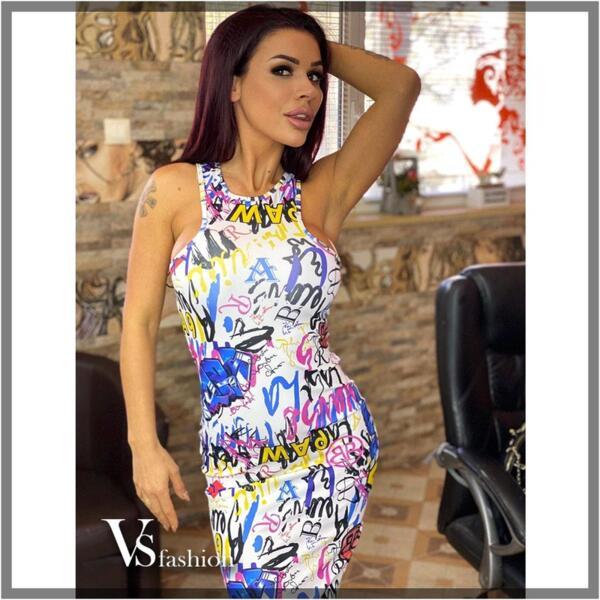 Дамска Рокля DYLAN от VS Fashion