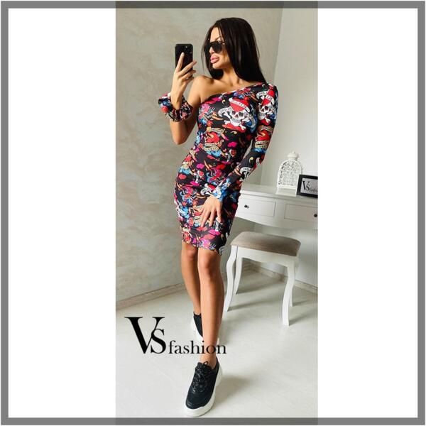 Дамска Рокля EMMALYN (+скрънч за коса) от VS Fashion