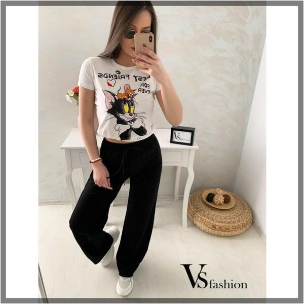 Дамски Панталон BROOKLYN от VS Fashion