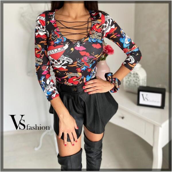 Дамска Блуза LOUISA от VS Fashion