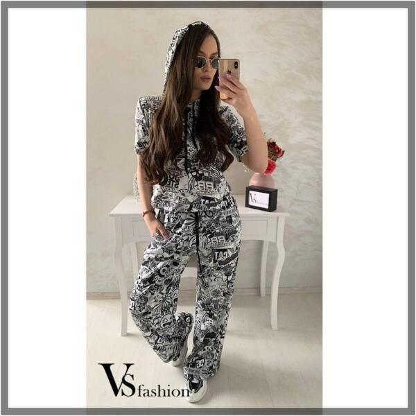 Дамски Комплект AISHA от VS Fashion