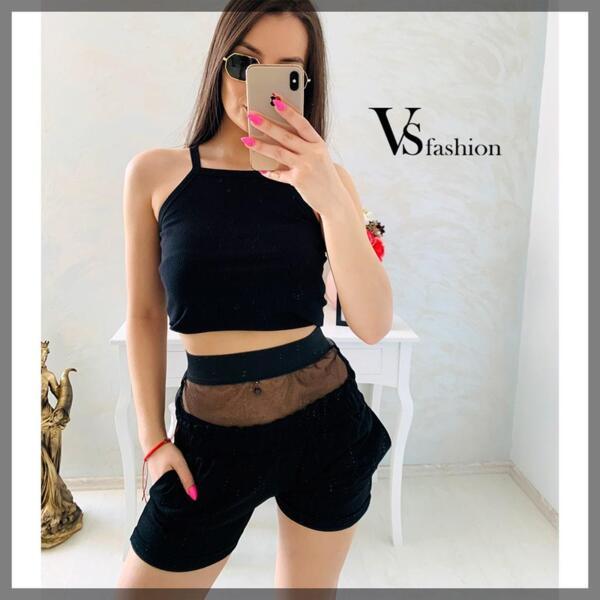 Дамски Къси Панталонки ZHURI от VS Fashion