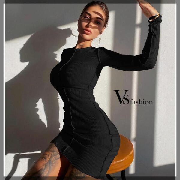 Дамска Рокля MEREDITH от Vs Fashion