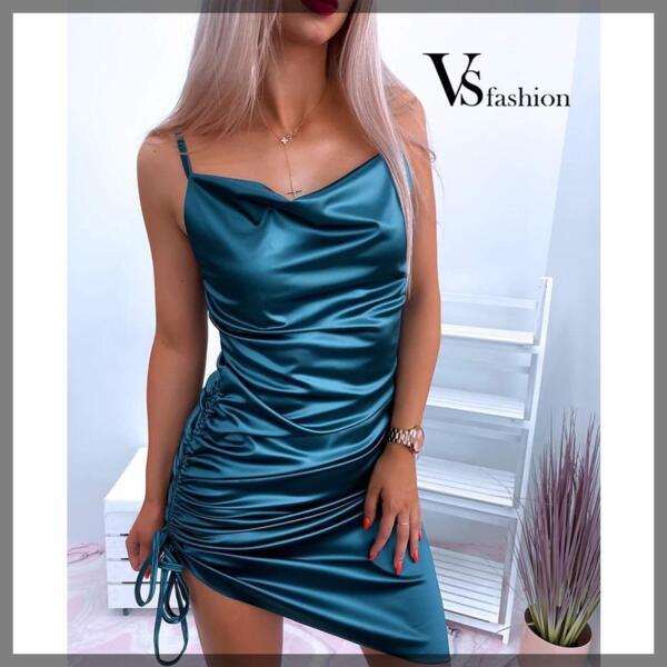 Дамска Рокля VIOLETA от Vs Fashion