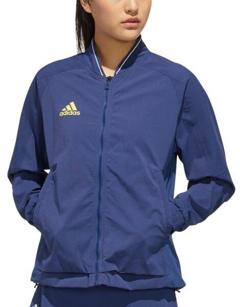 Дамско горнище ADIDAS Stretch Jacket Blue
