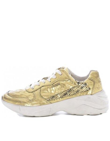 Мъжки маратонки GUESS Viterbo Sneakers Gold