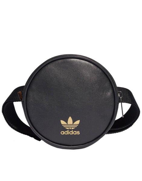 Дамска чанта ADIDAS Round Waist Bag Black