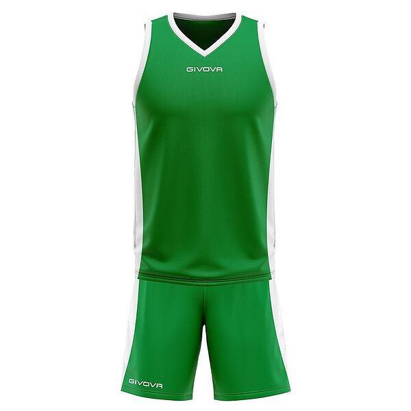 Детски Баскетболен Екип GIVOVA Kit Power 1303