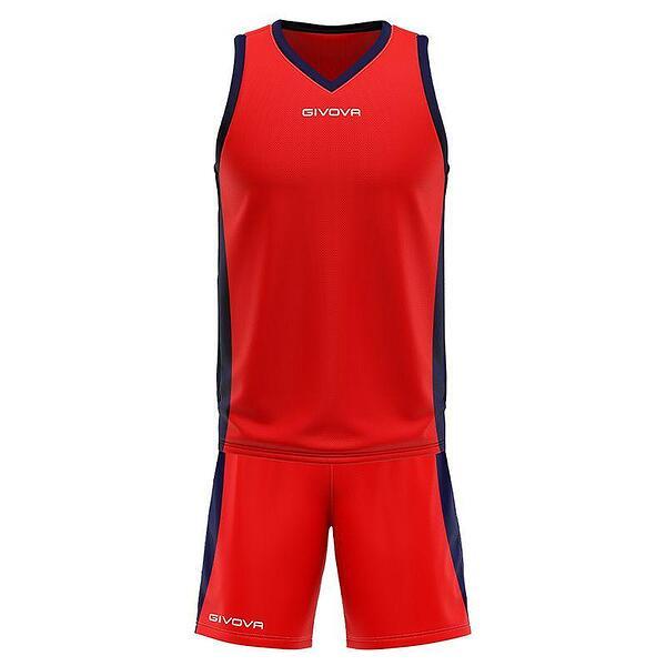 Детски Баскетболен Екип GIVOVA Kit Power 1204