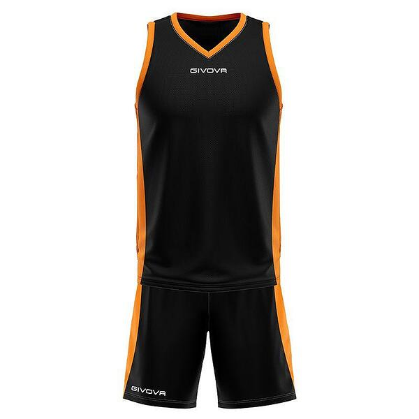 Детски Баскетболен Екип GIVOVA Kit Power 1001