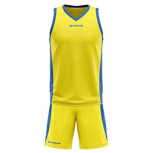 Детски Спортен Екип GIVOVA Kit Power 0702