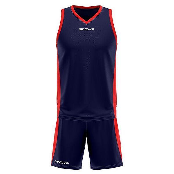 Детски Баскетболен Екип GIVOVA Kit Power 0412