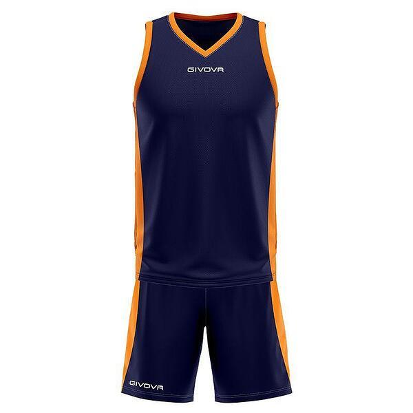 Детски Баскетболен Екип GIVOVA Kit Power 0401
