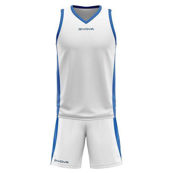 Детски Баскетболен Екип GIVOVA Kit Power 0302