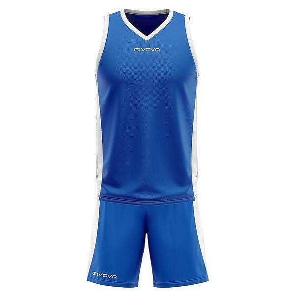 Детски Баскетболен Екип GIVOVA Kit Power 0203