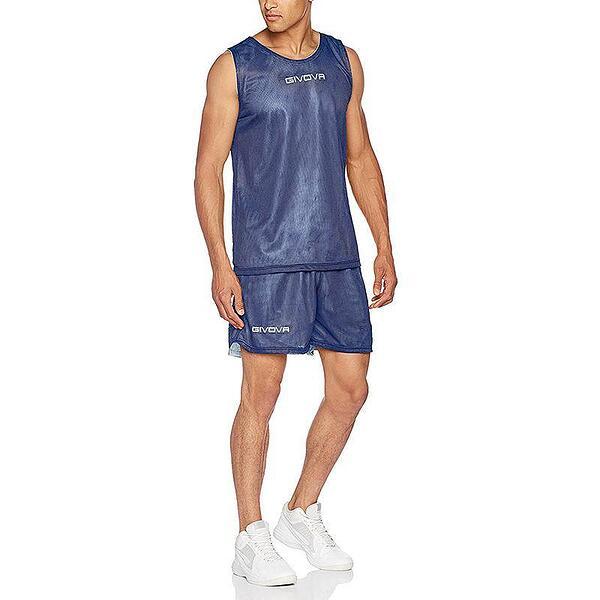 Двулицев Баскетболен Екип GIVOVA Kit Double 0412