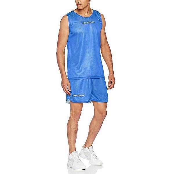 Двулицев Баскетболен Екип GIVOVA Kit Double 0203