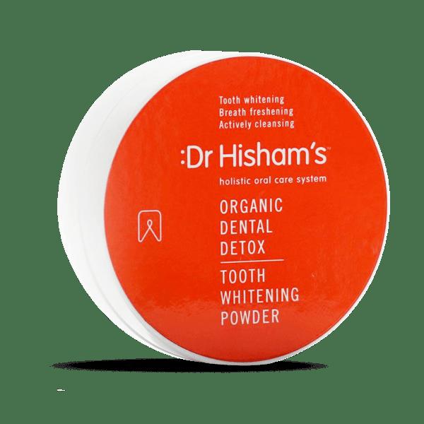 Detox organic - pudra de albire dinți