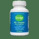 Храносмилателни ензими + HCl - 120 капсули