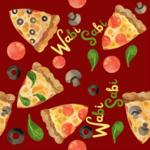 Wabi Sabi Love Pizza