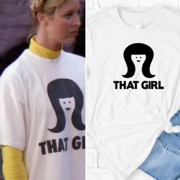 Дамска тениска с Friends Фийби That Girl
