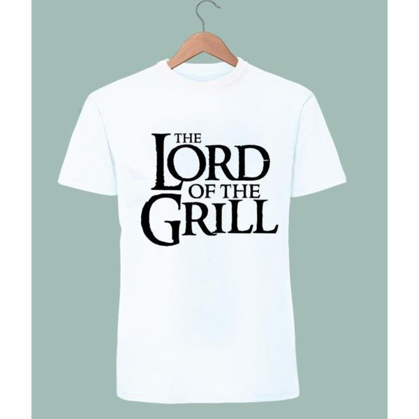 Мъжка тениска Lord of the Grill