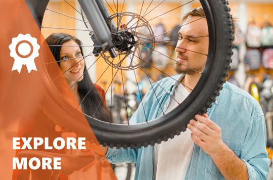 Защо нашите колела?