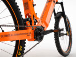 full suspension electric mountain bike Ypsilon
