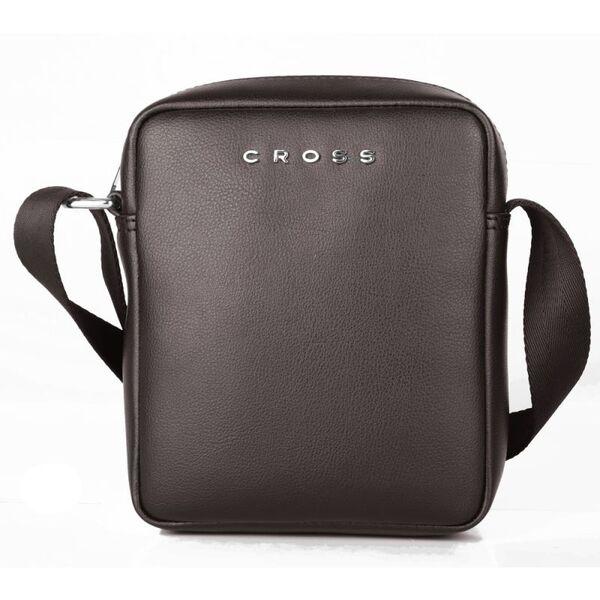 Мъжка чанта Cross - Volt, кафява