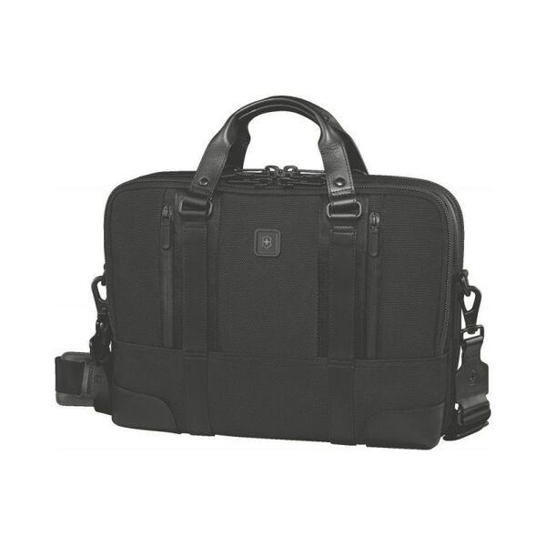 Бизнес чанта Victorinox - Lasalle 13, черна