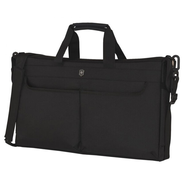"Чанта Victorinox - Werks Traveler 5.0, WT Porter, функция ""гардероб"", черна"