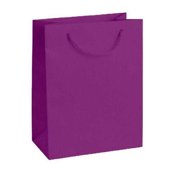 Подаръчен плик размер M, лилав