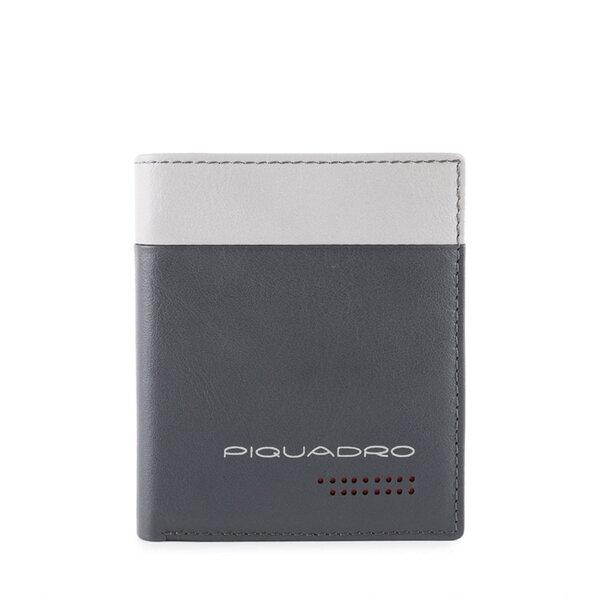 Калъф за кредитни карти Piquadro Urban, с 8 отделения