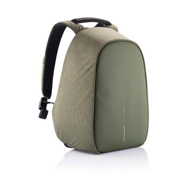 Раница XD Design - Bobby Hero Regular, защита от кражби, зелена
