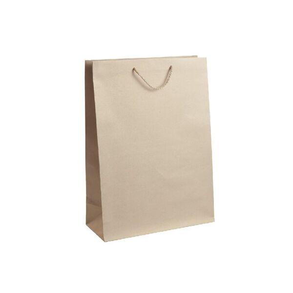 Подаръчен плик, златист, размер ХL