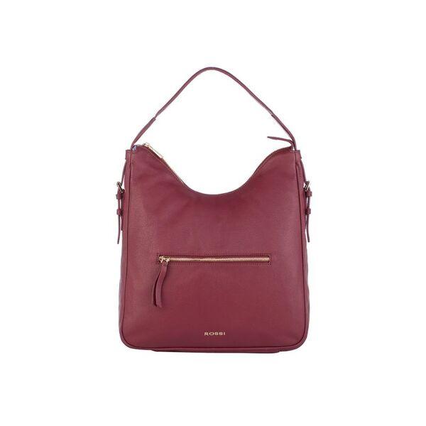 Дамска чанта ROSSI, бордо
