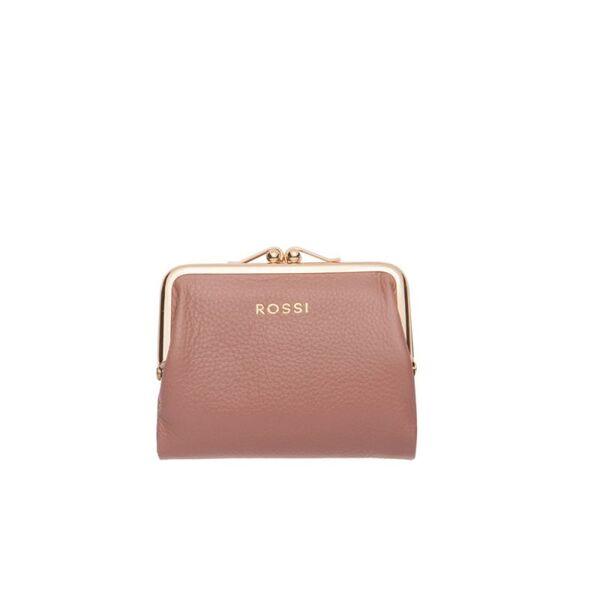 Дамско портмоне ROSSI, розово