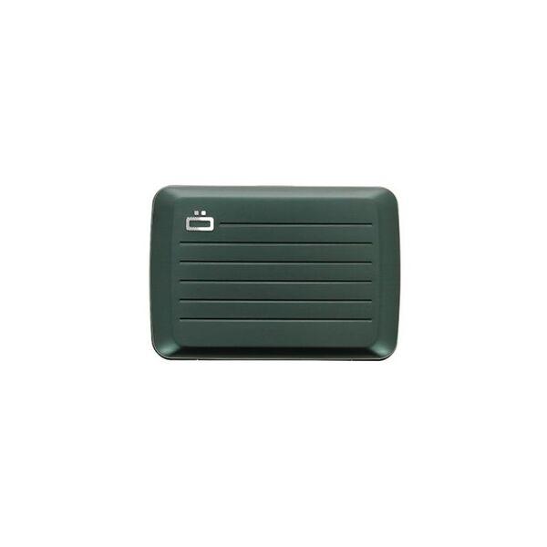 Портфейл OGON Card case Stockholm V2, цвят Платина