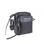 Малка черна чанта POLICE TOLERANCE