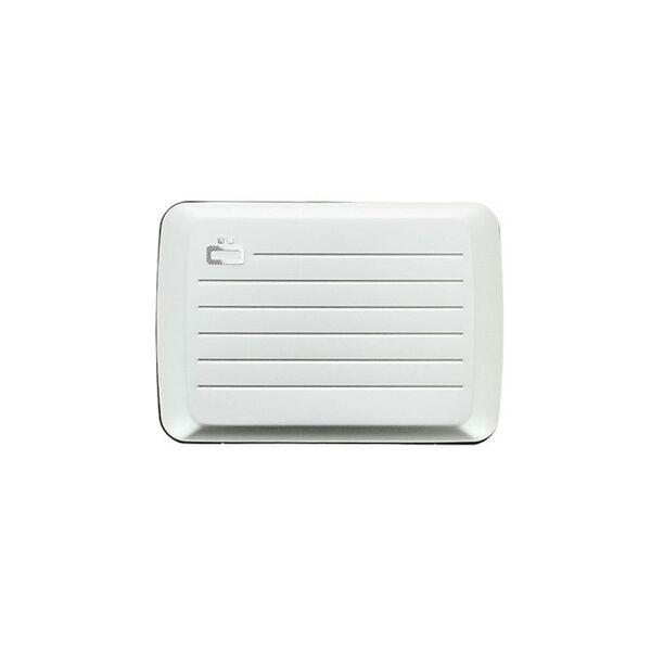 Портфейл OGON Card case Stockholm V2, Сребрист