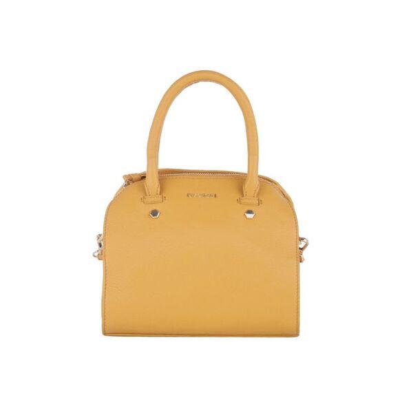 Дамска чанта ROSSI, жълта