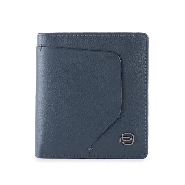 Мъжки портфейл Piquadro AKRON, тъмносин